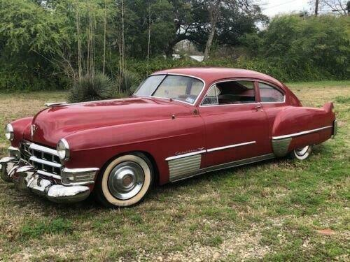1949 Cadillac DeVille CLEAN TITLE GREAT RUNING AND DRIVING