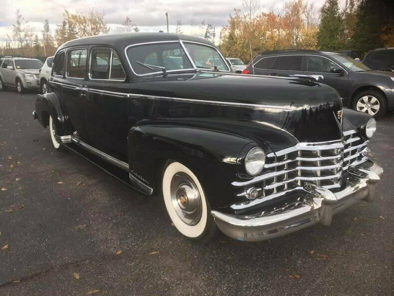 1949 Cadillac Fleetwood CLEAN TITLE/RUNS AND DRIVES EXCELLENT