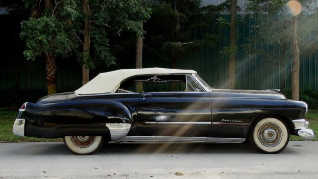 1949 Cadillac Other SERIES 62 CONVERTIBLE