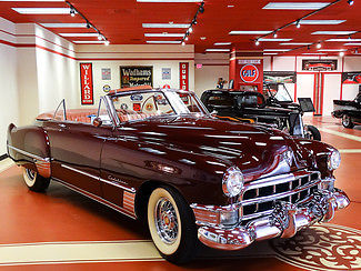 1949 Cadillac Other Series 62 Customer Convertible