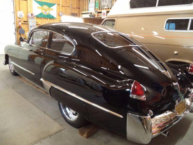 1949 Cadillac Series 62 Sedanette For Sale Photos