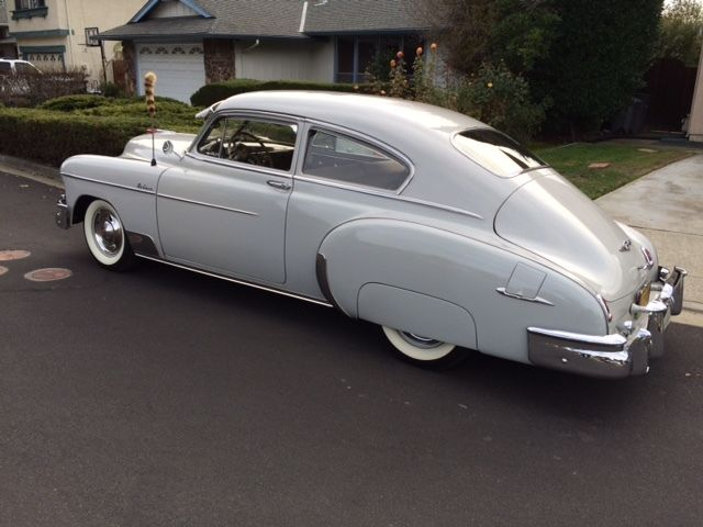1949 chevrolet 2 door fleetline chevy fastback for sale