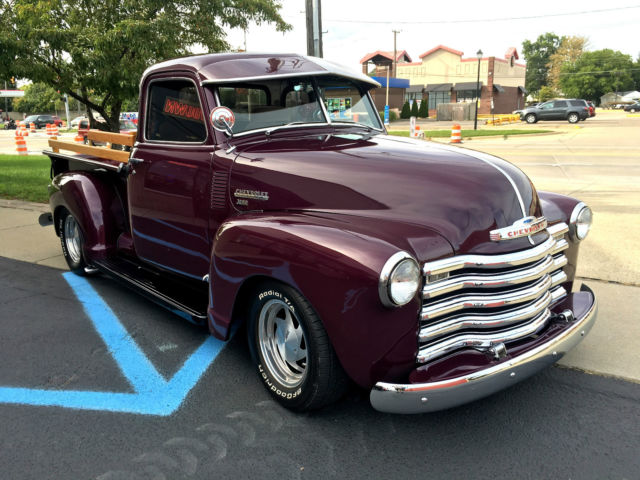 1949 chevrolet 3100 pickup 5 window 383stroker 4 for 1949 chevy 5 window pickup for sale
