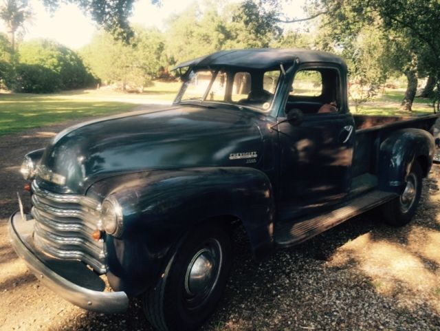1949 Chevrolet Other Pickups 90hp