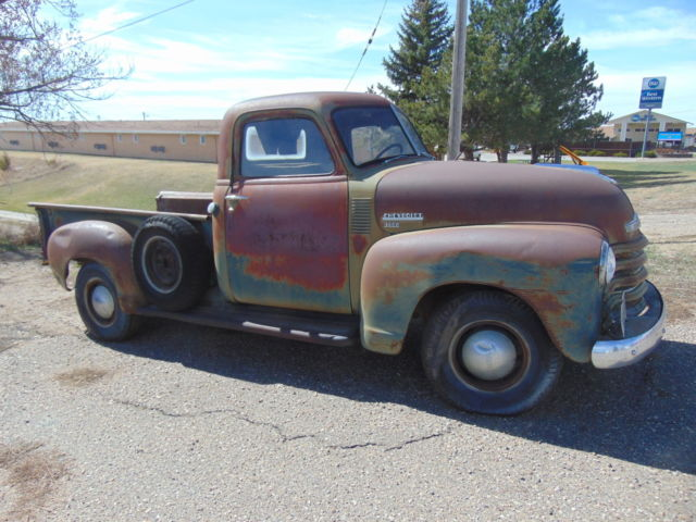1949 Chevrolet C/K Pickup 3500 NONE