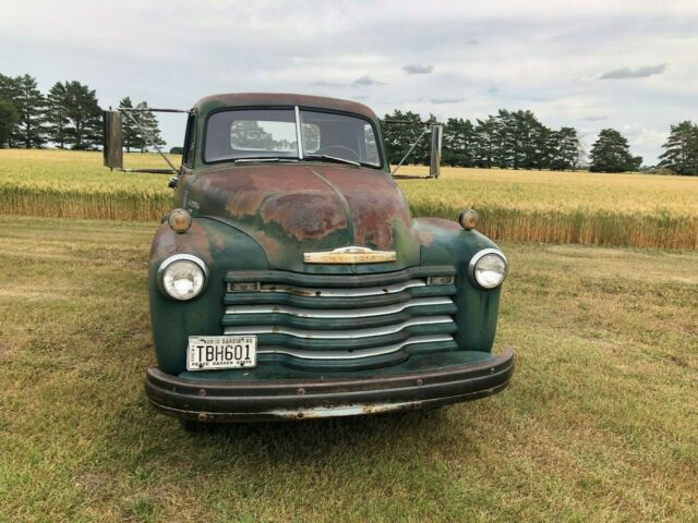 1949 Chevrolet 4100 Truck For Sale Photos Technical