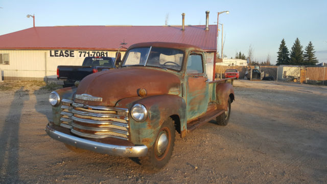 1949 Chevrolet Other Pickups Thriftmaster