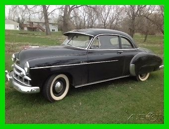 1949 Chevrolet Coupe Used Manual Chevy