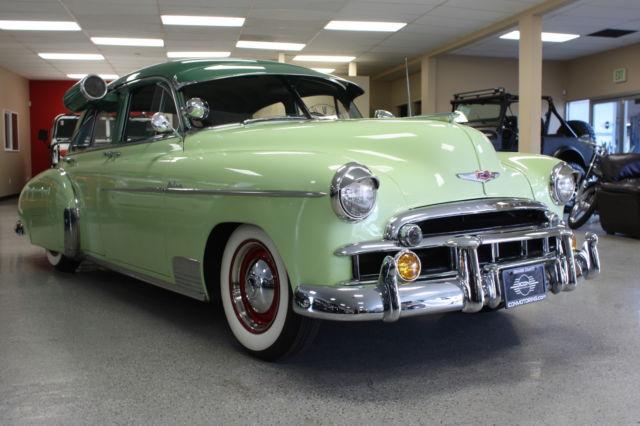 1949 chevrolet deluxe chevy hod rod custom showcar for 1949 chevy 4 door deluxe
