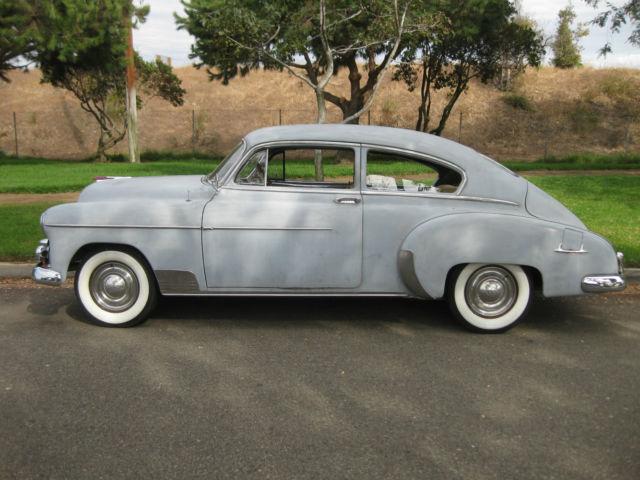 1949 chevrolet fleetline deluxe sedan 2 door 235 for sale for 1949 chevy 4 door deluxe