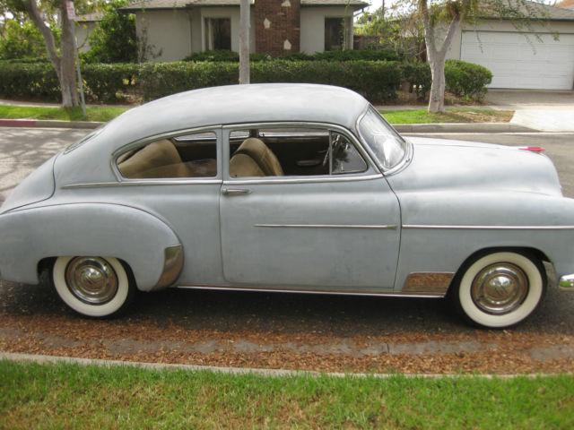 1949 chevrolet fleetline deluxe sedan 2 door 235 for sale for 1949 chevy fleetline 2 door for sale
