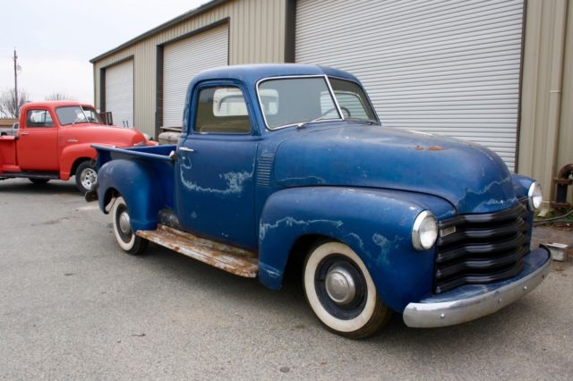 1949 Chevrolet Other Pickups DeLuxe