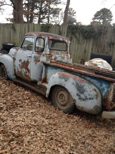 1949 Chevrolet C-10 1949 CHEVROLET PICK UP TRUCK