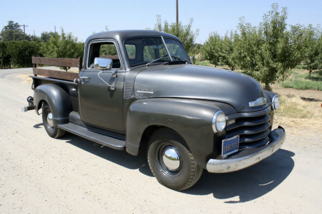 1949 Chevrolet Other Pickups 3100,Half Ton,Short Bed