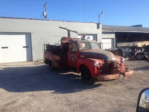 1949 Chevrolet Other Pickups cab and chassis