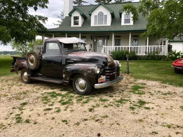 1949 Chevrolet Other Pickups 1/2 ton Short Box