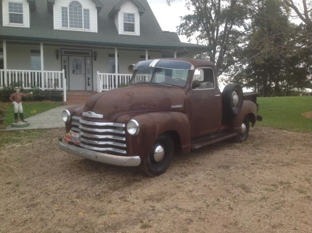 1949 Chevrolet Other Pickups SB 5 WIN 1/2