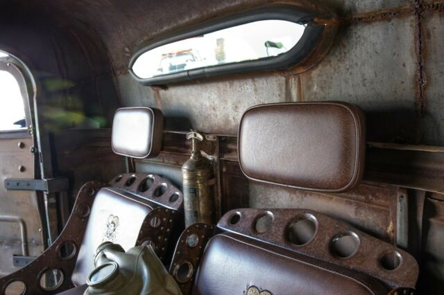 1949 patina Chevrolet Other Pickups Cab & Chassis