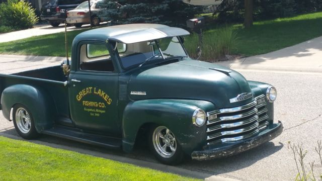 1949 Chevy 3100 truck NO RESERVE  Rat Rod  Patina Street Beast Hot Rod