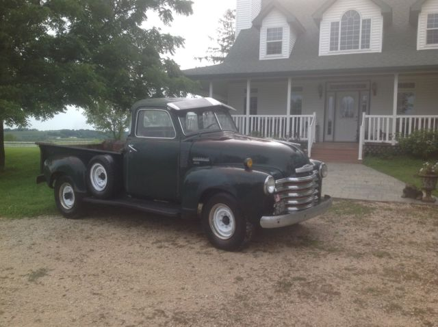 1949 Chevrolet Other Pickups 5 WINDOW PU