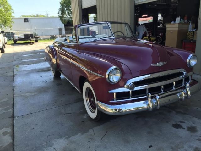 50 Chevy Convertible Html Autos Post