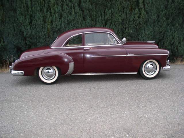 1949 Chevrolet Bel Air/150/210 DELUXE COUPE