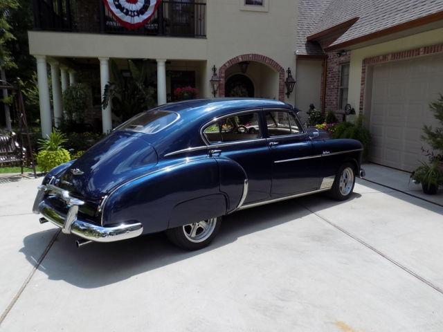 1949 chevy fleetline deluxe streetrod cruiser ford hotrod ratrod for sale photos technical
