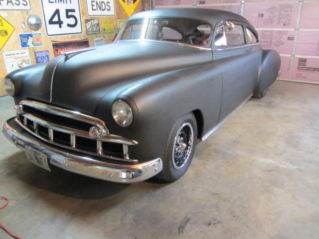 1949 Chevy Fleetline Rat Rod Hot Rod Lead Sled For