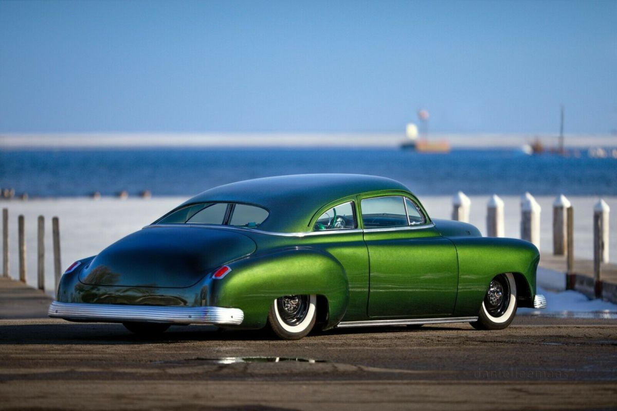 1949 Chevy Full Custom Leadsled Styleline For Sale Photos Technical Specifications Description