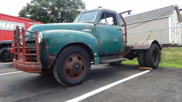 1949 chevy pickup dually wrecker 1 1 2 ton utility truck for sale photos technical. Black Bedroom Furniture Sets. Home Design Ideas
