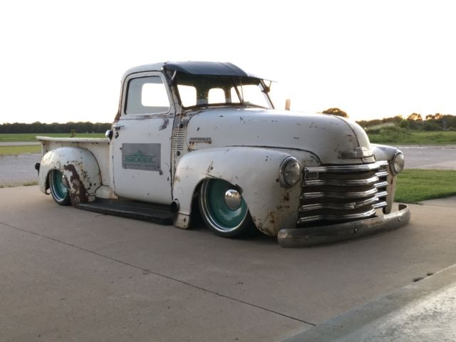 1949 chevy truck 3100 5 window patina w air ride for sale for 1949 five window chevy truck for sale