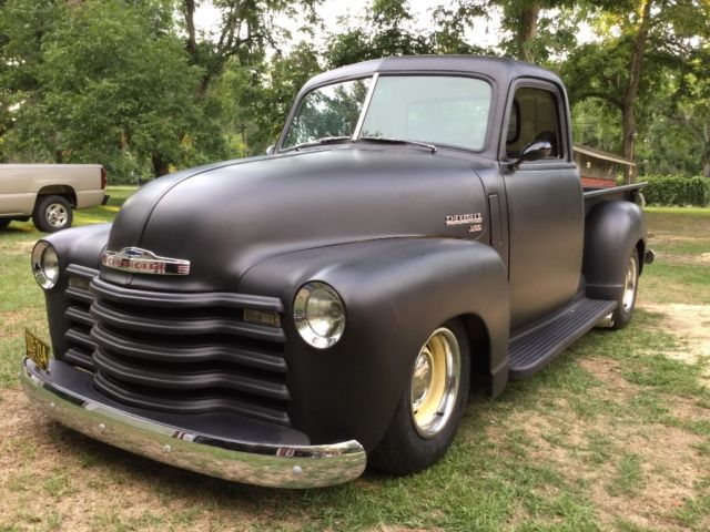1949 Chevrolet Other Pickups Three window cab 3100 Short Bed