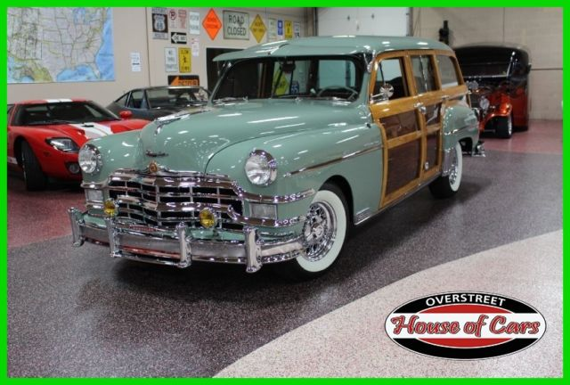 1949 Chrysler Royal Woodie Wagon WOODIE WAGON