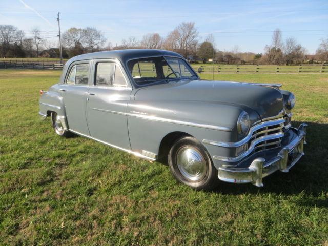 Used Cars For Sale Nashville Tn >> 1949 Chrysler Windsor 4 door sedan Classic 1950 1951 1952 ...