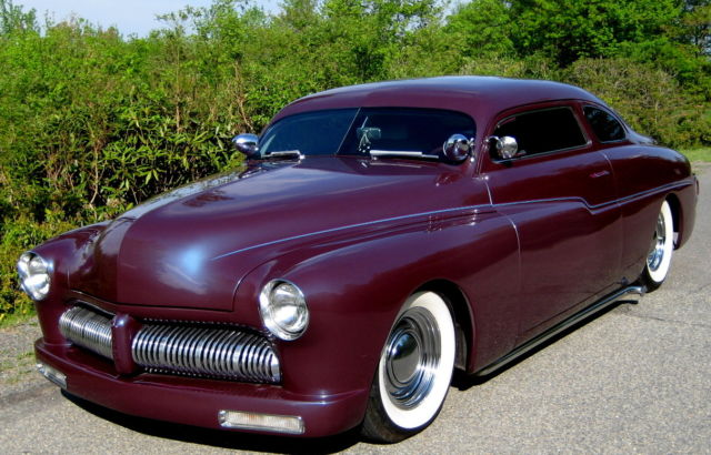 1949 Coupe Frame Off Resto Mod Probuilt 454 V 8 W Trips 700r4 9 Ac Ps Pdb Pw Exc