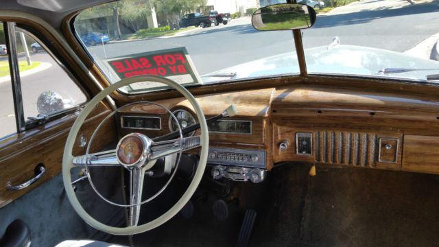 1949 DeSoto Custom 2 Door Coupe for sale: photos ...