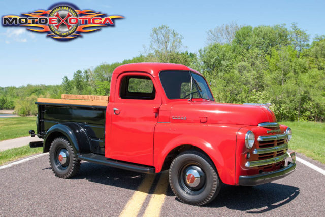 1949 Dodge Other Pickups B-1-B 108, Pilot House Cab