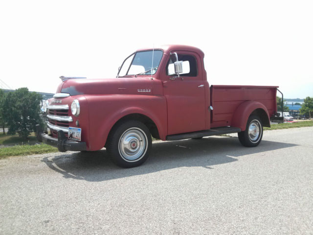 1949 Dodge Other Pickups