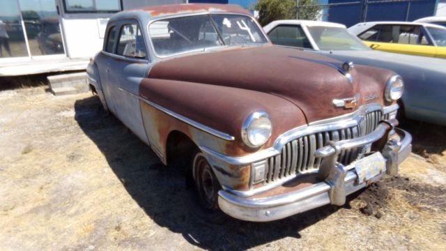 1949 DeSoto DODGE 2 DOOR CUSTOM CLUB COUPE ***NO RESERVE***
