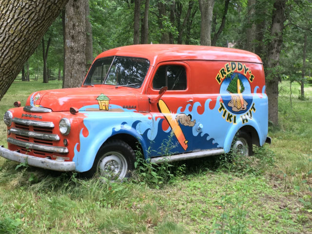 1949 Dodge Other Panel Truck