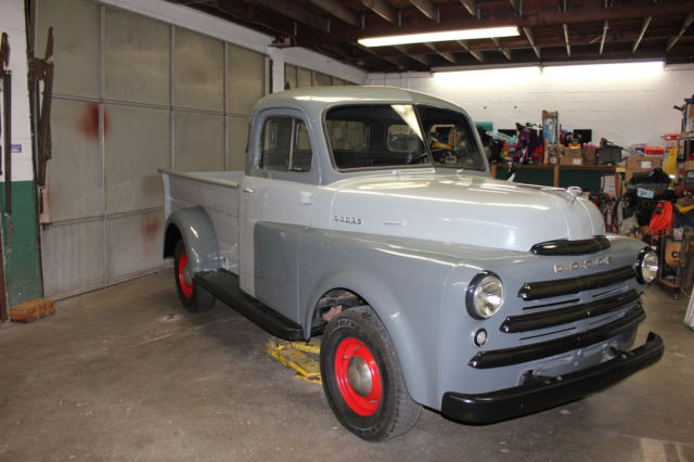 1949 Dodge Pilot-House  B-series