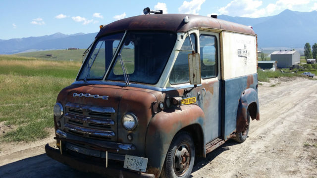 1949 Dodge Other STEPVAN