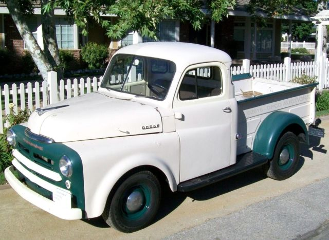 1949 Dodge Other Pickups 1949 B1B 108 SHORT BED, 5 WINDOW PILOT HOUSE TRUCK