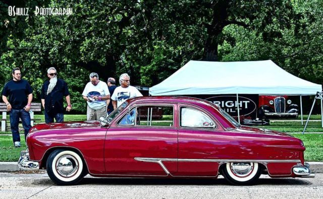 1949 Other Makes Ford Coupe Custom Design by Bo Huff