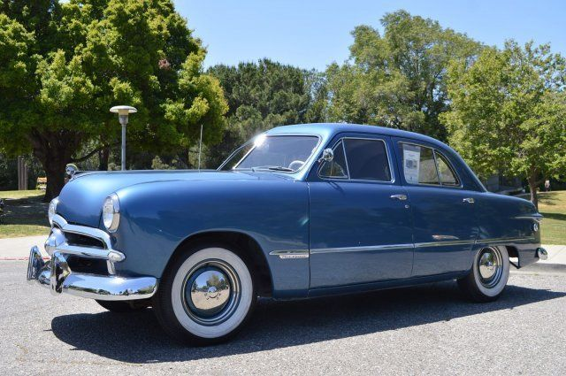 1949 Ford Other Sedan Movie Star History Runs Great