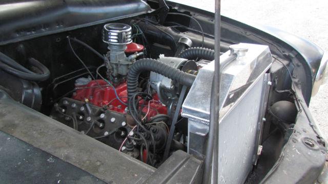 1949 Ford Custon 4 dr sedan rebuilt flathead engine for sale: photos
