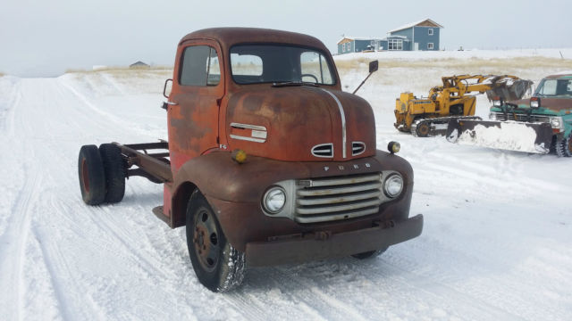1949 Ford Other COE CABOVER