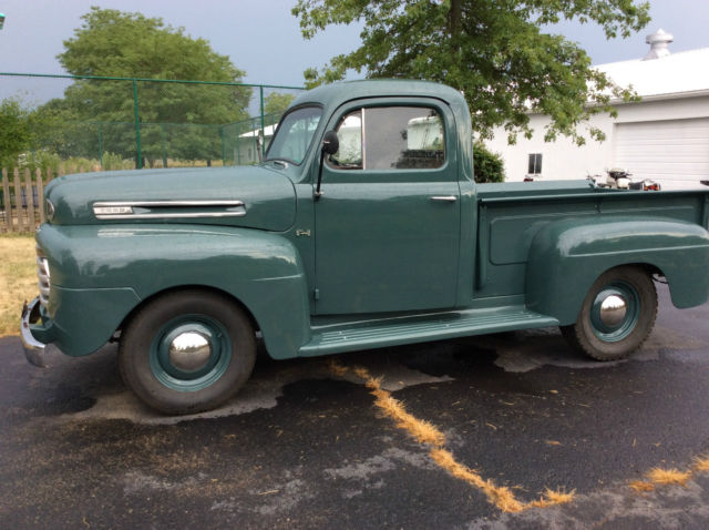 1949 Ford Other Pickups F1 Pickup Flathead 6