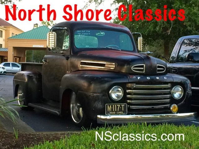 1949 Ford F-100 PATINA