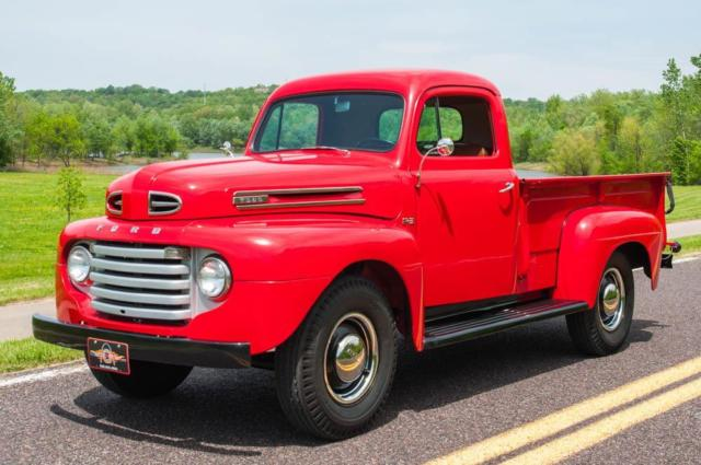 1949 Ford Other Pickups 3/4 Ton